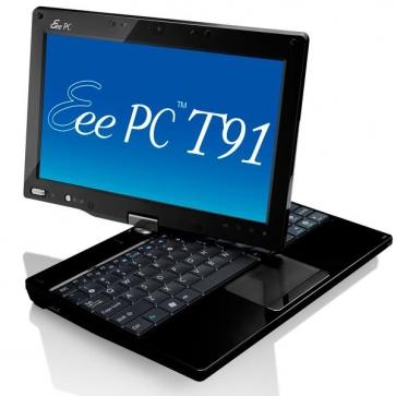 Ремонт ноутбука Asus EEEPC T91: замена видеочипа, моста, гнезд, экрана, клавиатуры