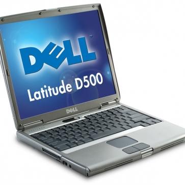 Ремонт ноутбука DELL Latitude D500: замена видеочипа, моста, гнезд, экрана, клавиатуры