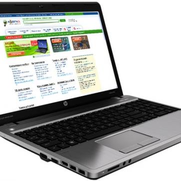 Ремонт ноутбука HP Probook 4540s: замена видеочипа, моста, гнезд, экрана, клавиатуры