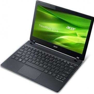 Ремонт ноутбука Acer Travelmate B1: замена видеочипа, моста, гнезд, экрана, клавиатуры