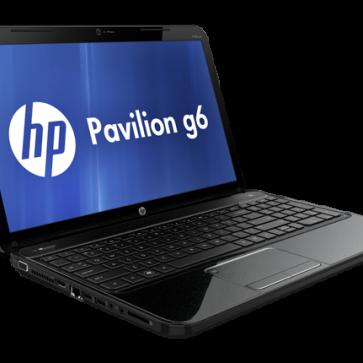 Ремонт ноутбука HP G6-2000: замена видеочипа, моста, гнезд, экрана, клавиатуры