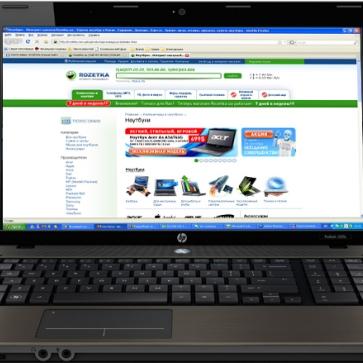 Ремонт ноутбука HP Probook 4520s: замена видеочипа, моста, гнезд, экрана, клавиатуры