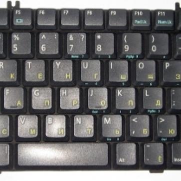 MSI X-Slim X300 серии замена клавиатуры