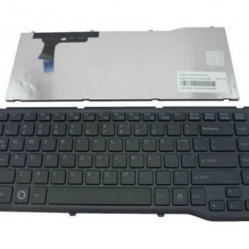 Fujitsu LIFEBOOK LH522 серии замена клавиатуры