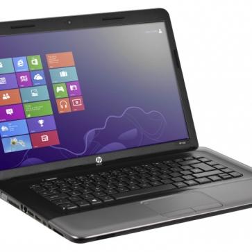 Ремонт ноутбука HP 650: замена видеочипа, моста, гнезд, экрана, клавиатуры