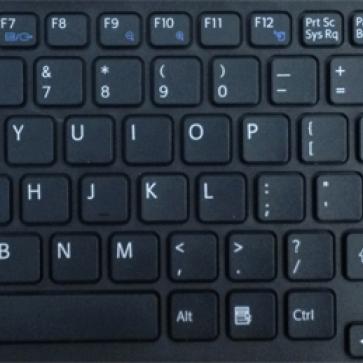 SONY VPC-EJ серии замена клавиатуры