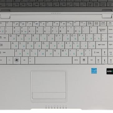 MSI X-Slim X430 серии замена клавиатуры