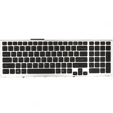 SONY VPC-F11 серии замена клавиатуры