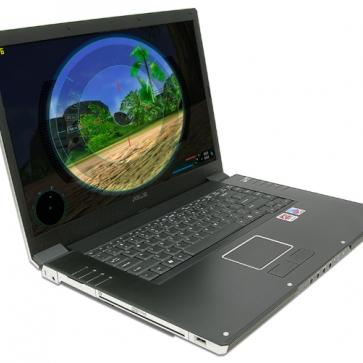 Ремонт ноутбука Asus W2: замена видеочипа, моста, гнезд, экрана, клавиатуры