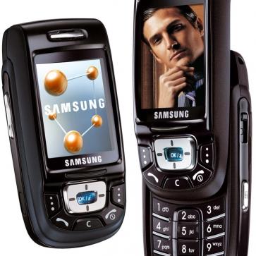 Ремонт телефона Samsung D500