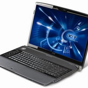 Ремонт ноутбука Acer Aspire 8930: замена видеочипа, моста, гнезд, экрана, клавиатуры