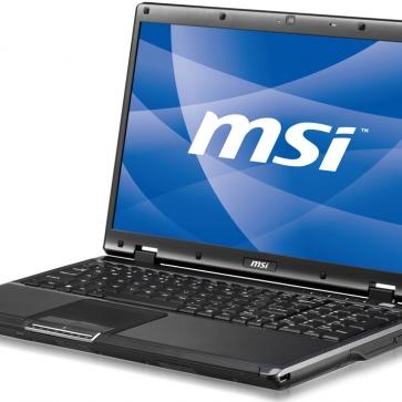 Ремонт ноутбука MSI CR600: замена видеочипа, моста, гнезд, экрана, клавиатуры