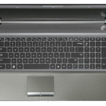 Samsung RC720 серии замена клавиатуры
