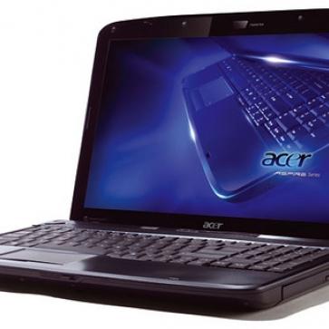 Ремонт ноутбука Acer Aspire 5735: замена видеочипа, моста, гнезд, экрана, клавиатуры