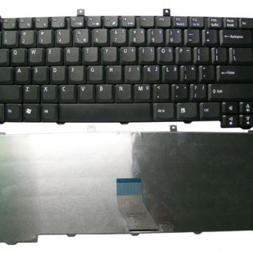 Acer Aspire 3000 замена клавиатуры