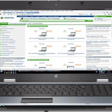 Ремонт ноутбука HP Probook 6540B: замена видеочипа, моста, гнезд, экрана, клавиатуры