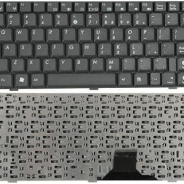 Asus EEEPC 1000 замена клавиатуры
