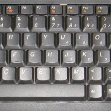 Lenovo G530 замена клавиатуры