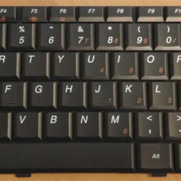 Lenovo G460 замена клавиатуры