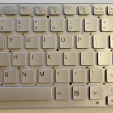 SONY VPC-CB17 серии замена клавиатуры