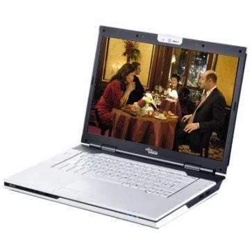 Ремонт ноутбука Fujitsu-Siemens PI3525: замена видеочипа, моста, гнезд, экрана, клавиатуры