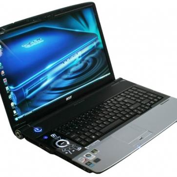Ремонт ноутбука Acer Aspire 8920: замена видеочипа, моста, гнезд, экрана, клавиатуры