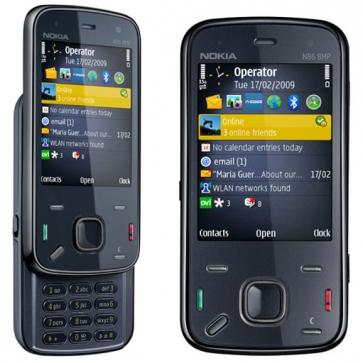Ремонт телефона Nokia N86