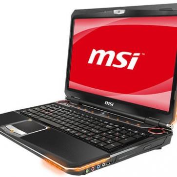 Ремонт ноутбука MSI GT660: замена видеочипа, моста, гнезд, экрана, клавиатуры