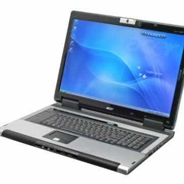 Ремонт ноутбука Acer Aspire 9800: замена видеочипа, моста, гнезд, экрана, клавиатуры