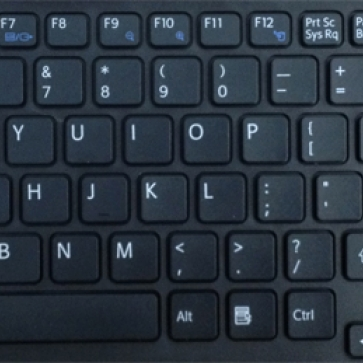 SONY VPC-EH серии замена клавиатуры