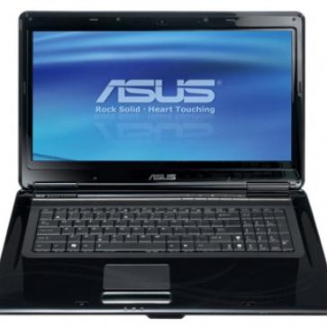 Ремонт ноутбука Asus N70: замена видеочипа, моста, гнезд, экрана, клавиатуры