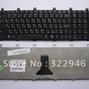TOSHIBA Satellite M65 замена клавиатуры