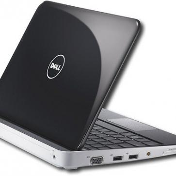 Ремонт ноутбука DELL Inspiron mini 1012: замена видеочипа, моста, гнезд, экрана, клавиатуры