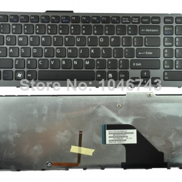SONY VPC-F217 серии замена клавиатуры