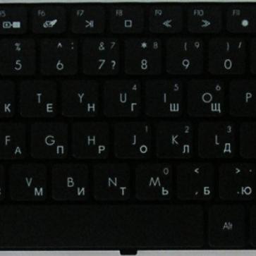 Packard-Bell EasyNote NM85 замена клавиатуры