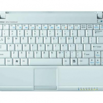 MSI U130 замена клавиатуры