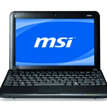 Ремонт ноутбука MSI U130: замена видеочипа, моста, гнезд, экрана, клавиатуры