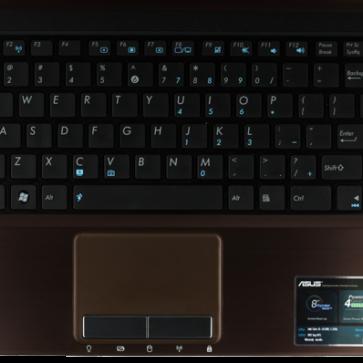 HP 645 замена клавиатуры