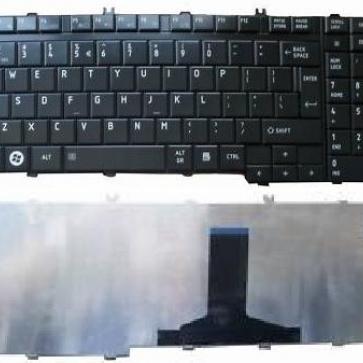 TOSHIBA Satellite C650 замена клавиатуры