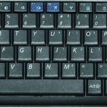 Samsung P500 замена клавиатуры