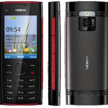 Ремонт телефона Nokia X2-00
