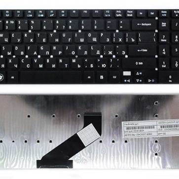 Packard-Bell EasyNote TV11 замена клавиатуры
