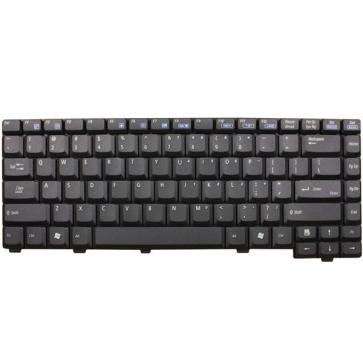 Asus A6 замена клавиатуры