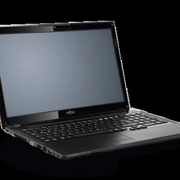 Ремонт ноутбука Fujitsu LIFEBOOK AH552: замена видеочипа, моста, гнезд, экрана, клавиатуры