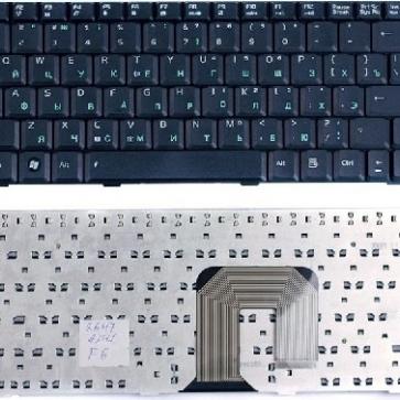 Asus F6 замена клавиатуры