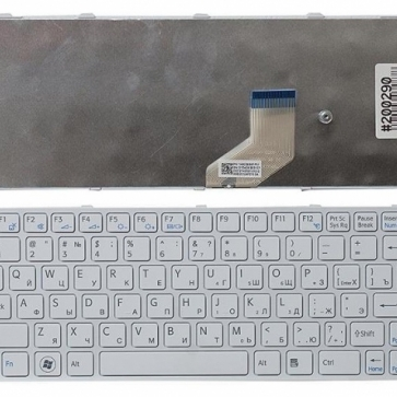 SONY SVE11 серии замена клавиатуры