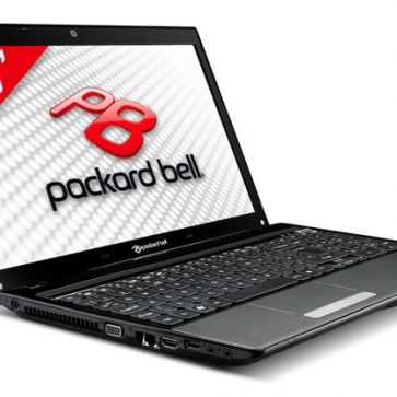 Ремонт ноутбука Packard-Bell EasyNote TM81: замена видеочипа, моста, гнезд, экрана, клавиатуры