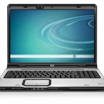 Ремонт ноутбука HP DV9000: замена видеочипа, моста, гнезд, экрана, клавиатуры