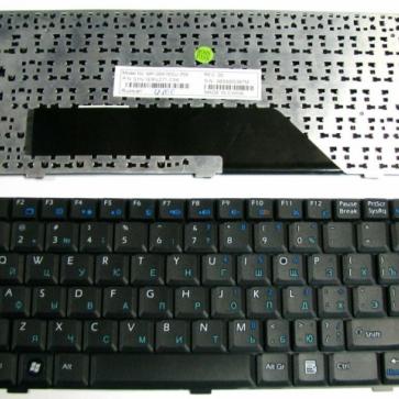 MSI U120 замена клавиатуры