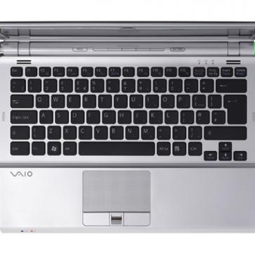 SONY VPC-SR серии замена клавиатуры